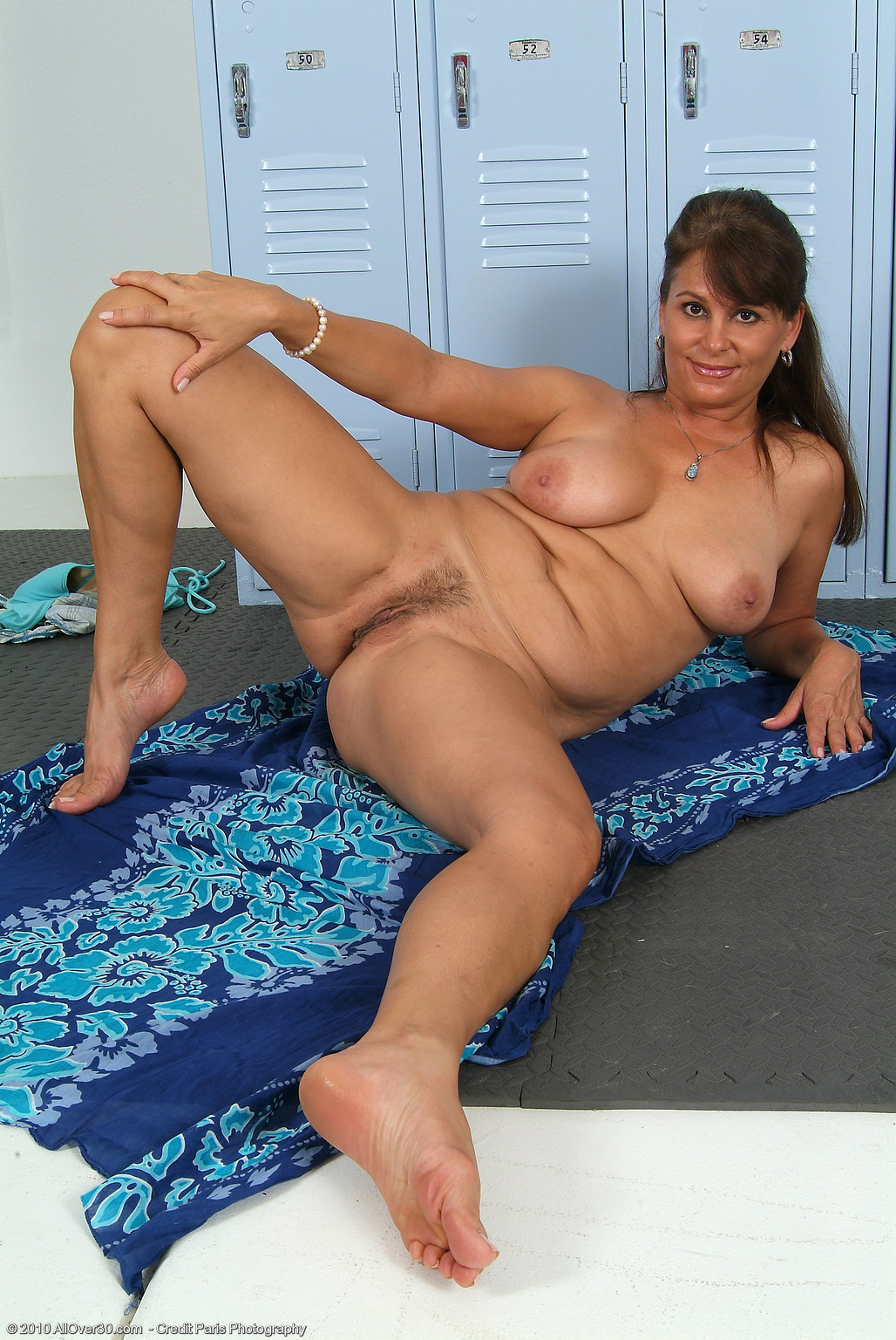 Nude mature mom menstra consider, that