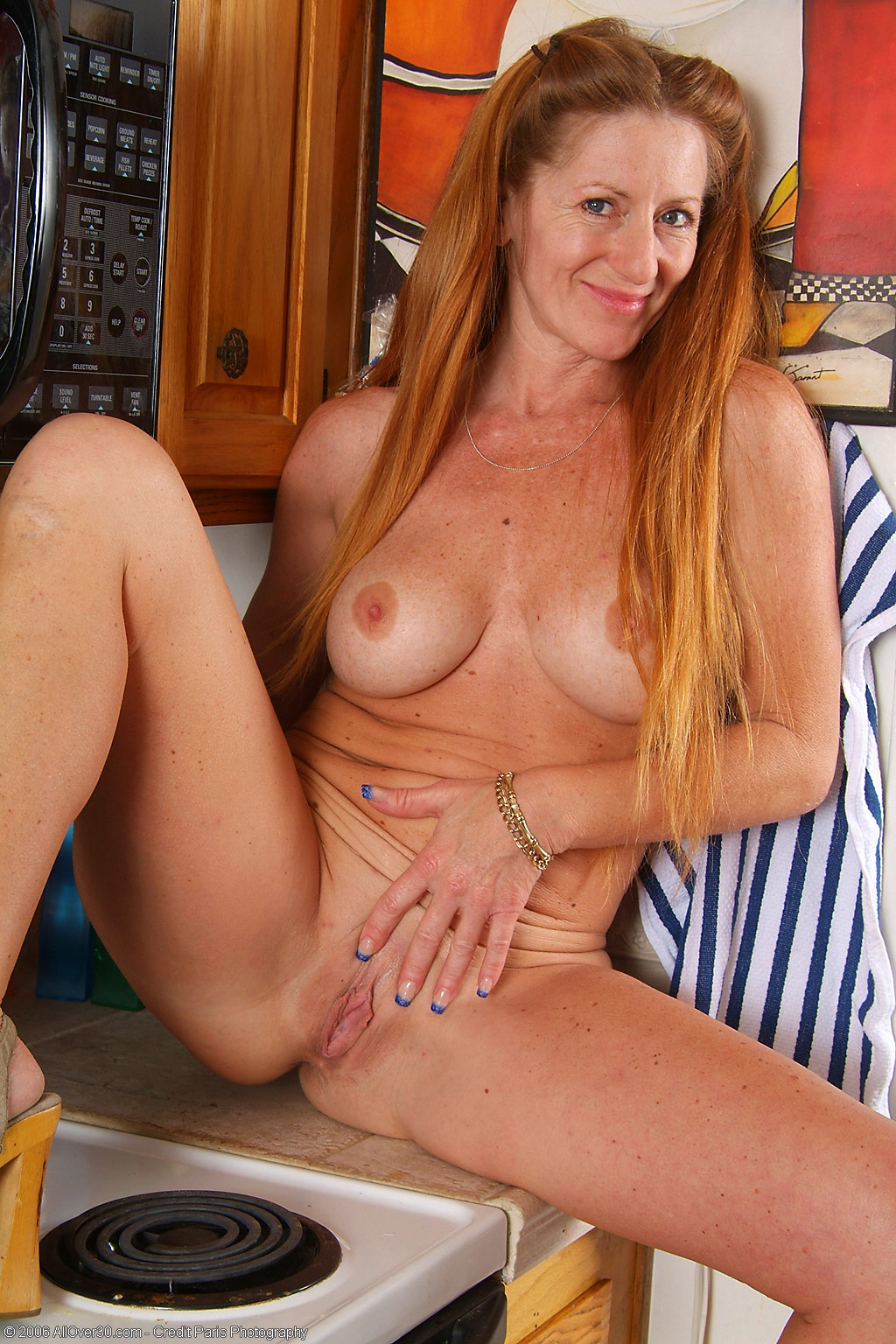 Think, that free mature redhead accept