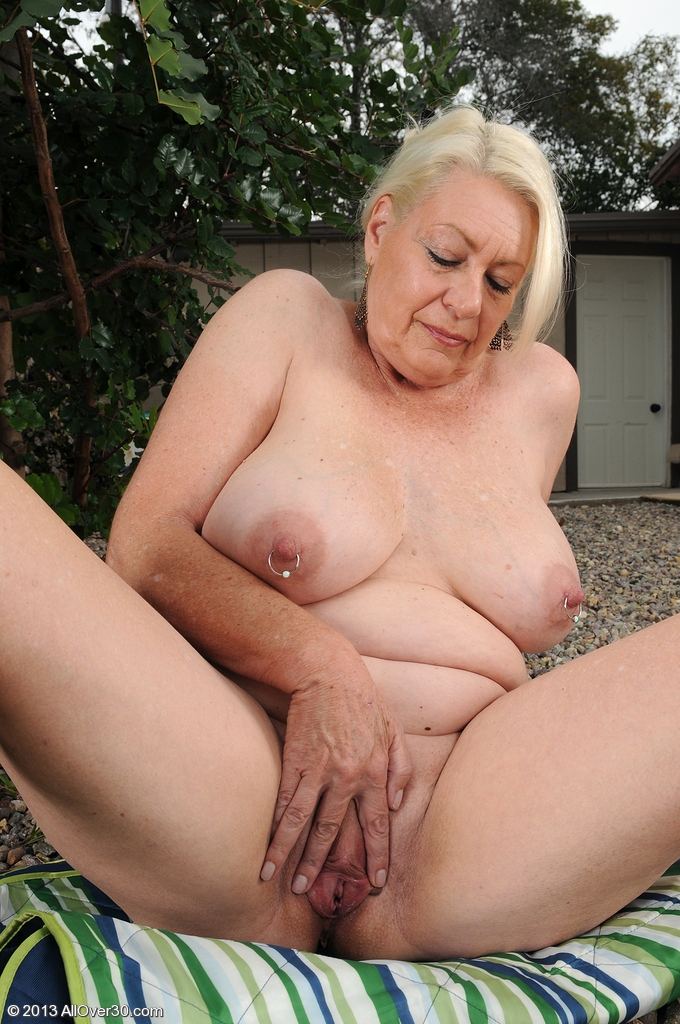 nude sixty year old women