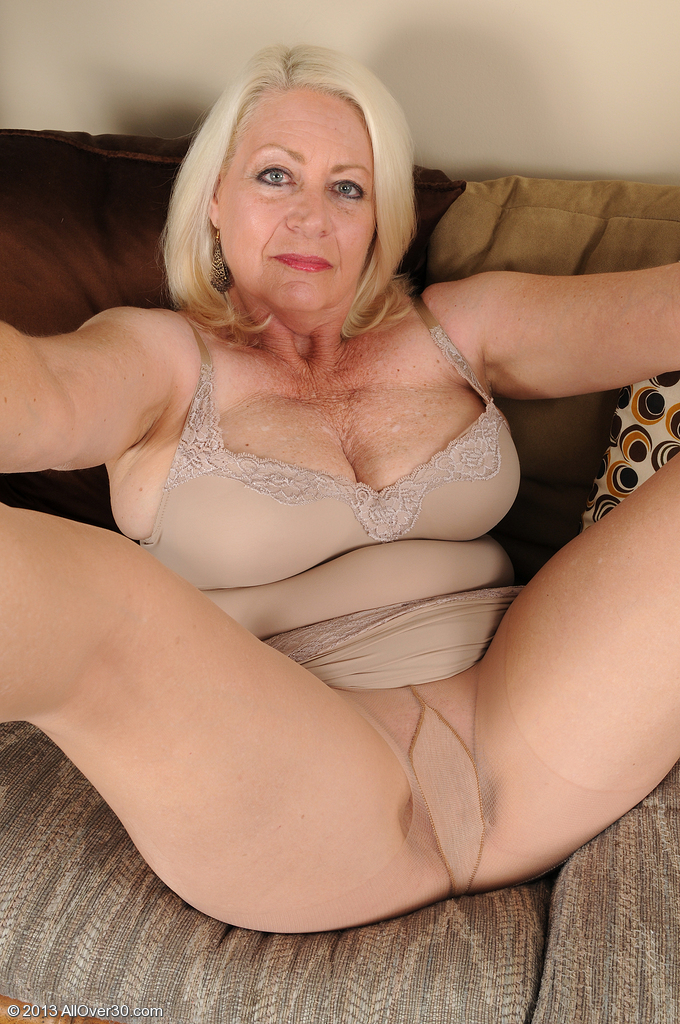Matchless Angelique 60 year old milf