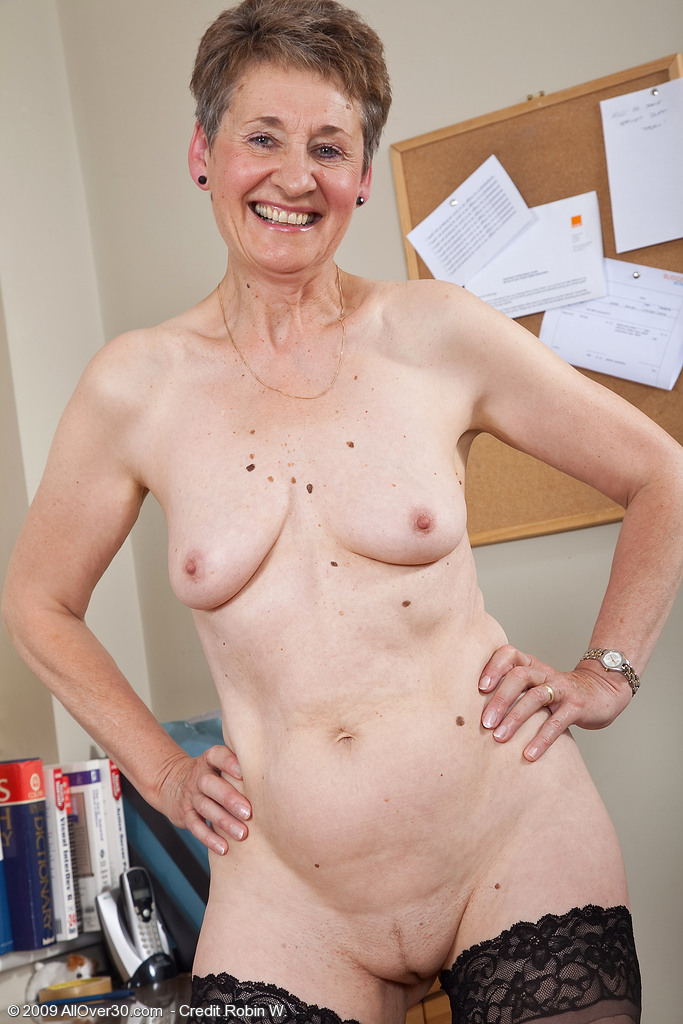 old woman years nude 60