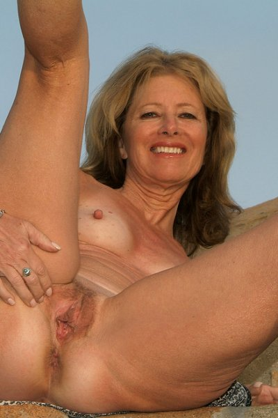 Hot real old aunty nude