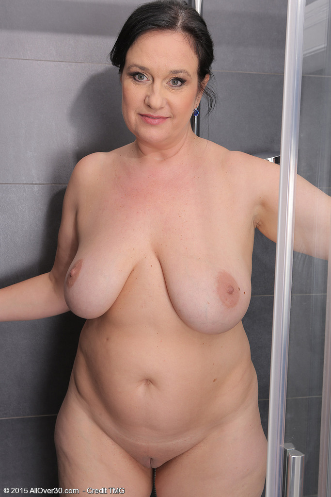 Old naked ladies in shower remarkable