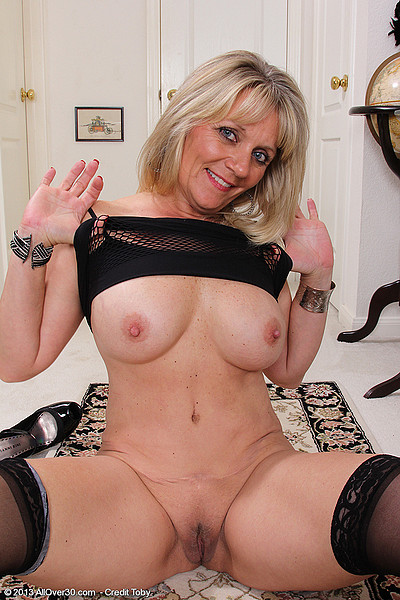 Milfs aged 48 and 54 with boy age 21 - 2 part 3