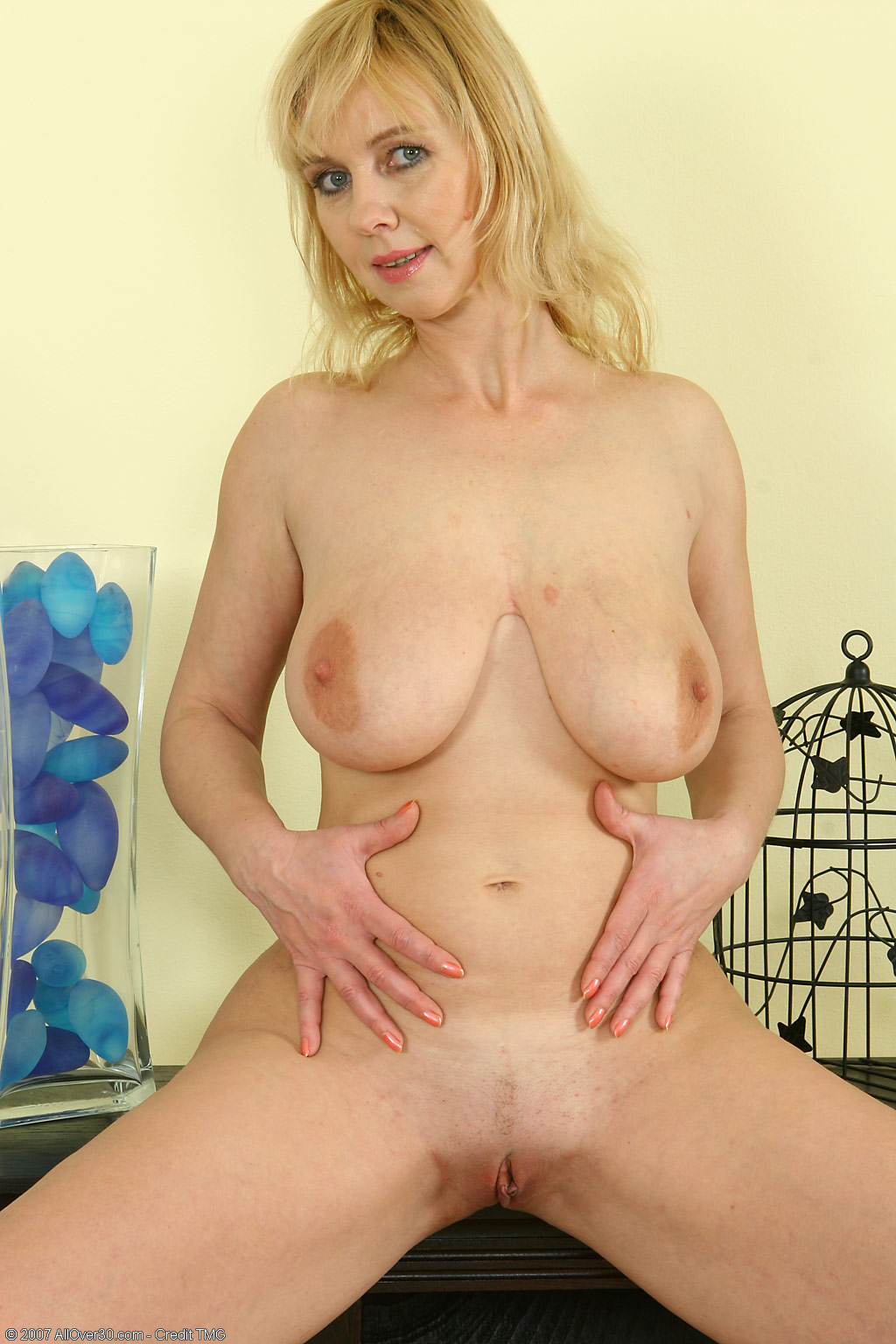 Your place Georgette mature nude model think