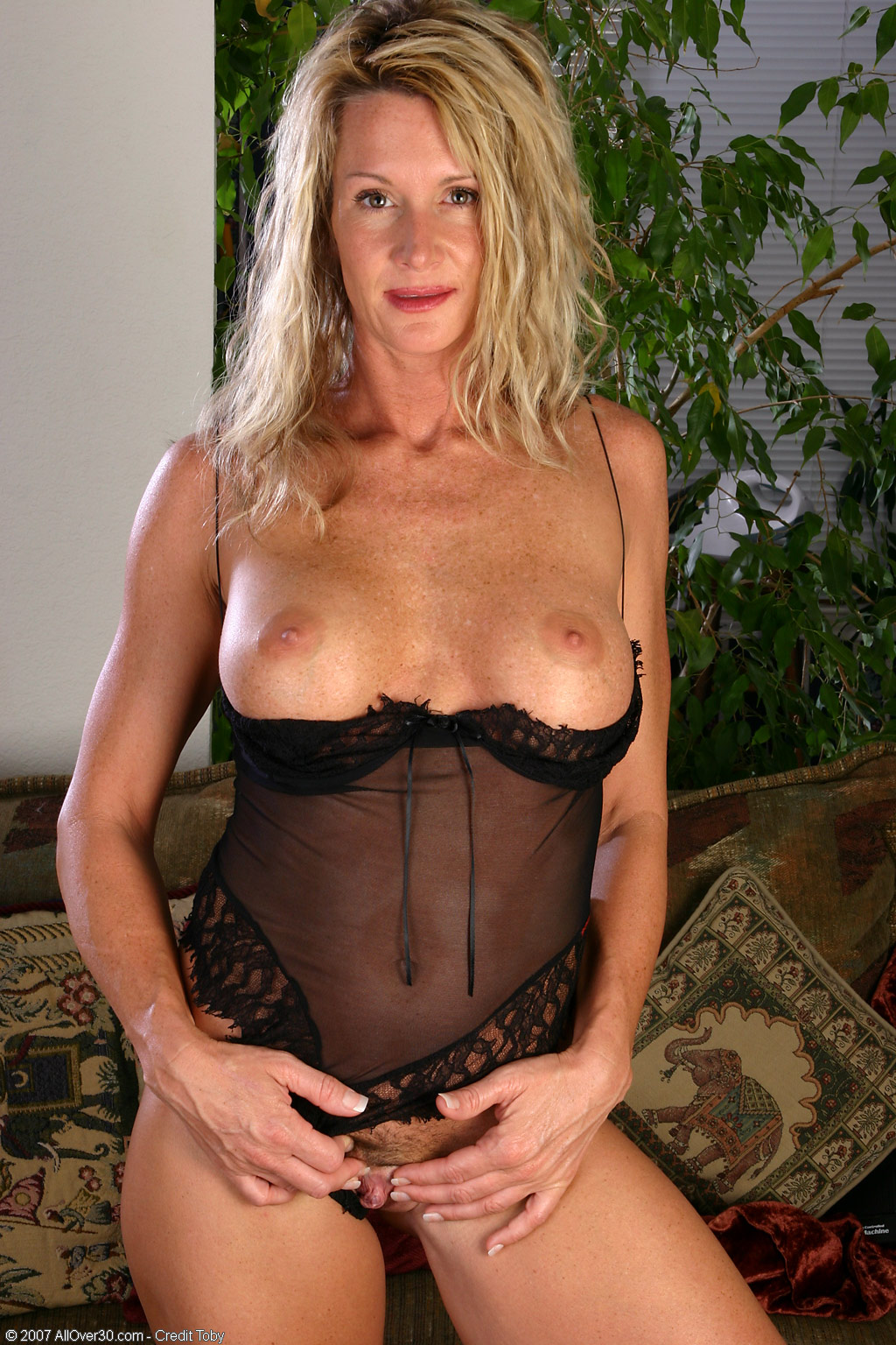 Allover30Freecom - Featuring Ingrid - High Quality Mature -8248