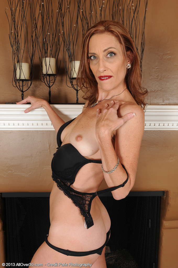 Hot milf pleases