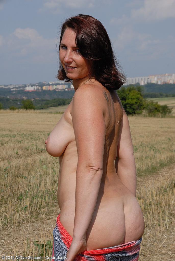 Pregnant nude mature-9630