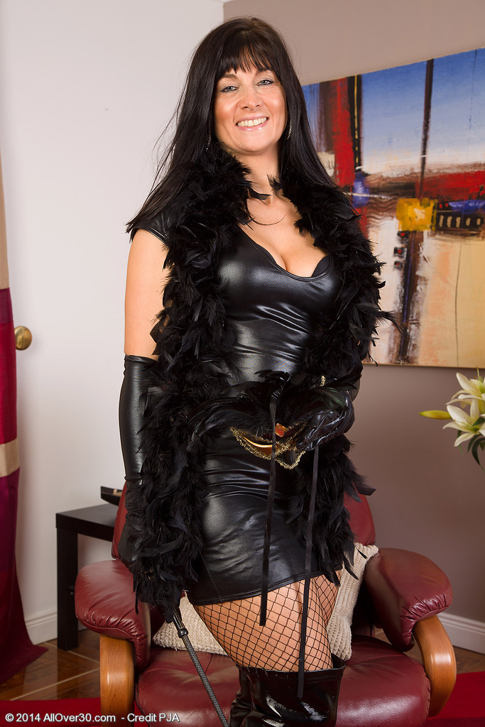 Hot dominant pvc milf