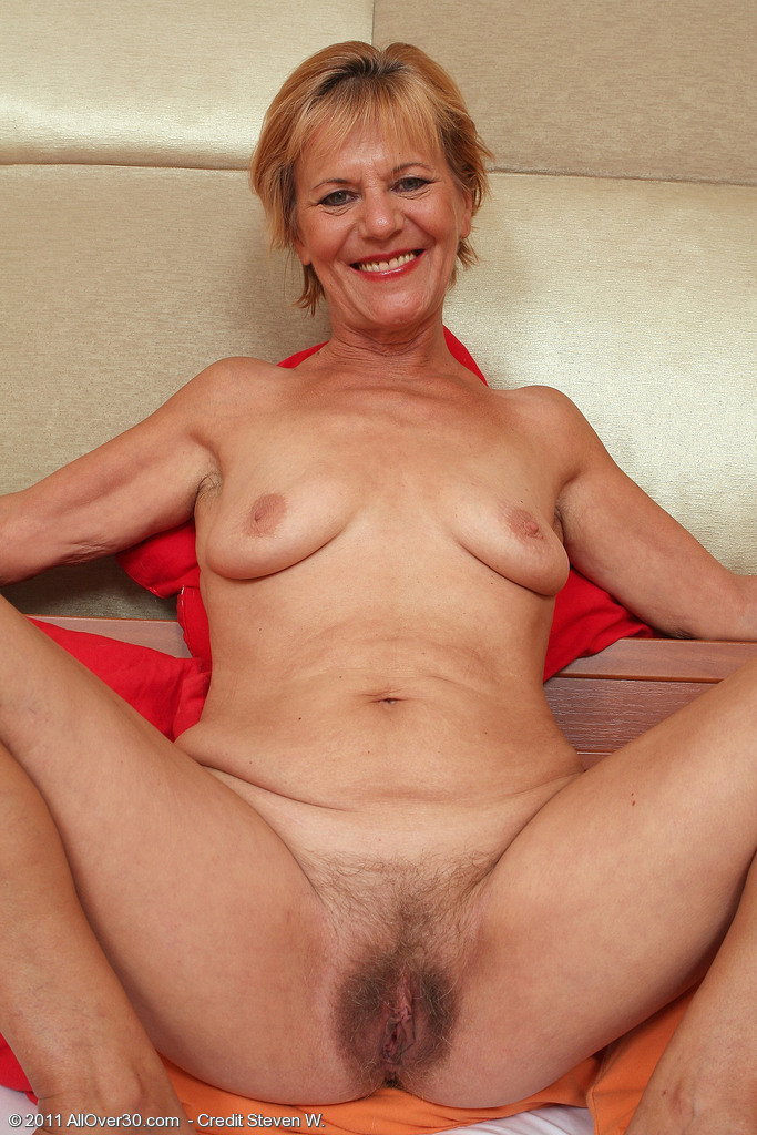 Allover30Freecom- Hot Older Women - 56 Year Old Lili From -6155