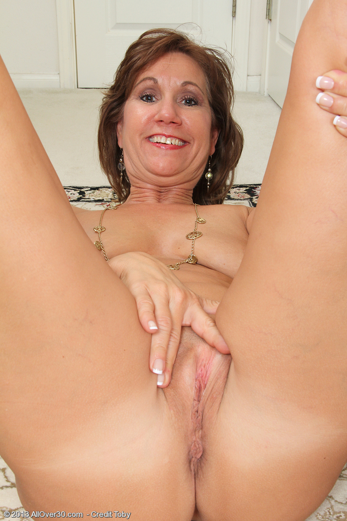 Allover30Freecom- Hot Older Women - 53 Year Old Lynn From -3625