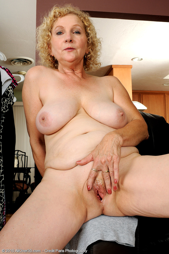 Allover30Freecom- Hot Older Women - 53 Year Old Sandi -7195